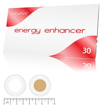 Das Teamwork Energy-Enhancer Patches