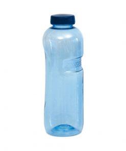 Mehrweg-Trinkflasche aus Tritan, BPA frei mit Drehverschluss