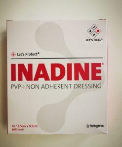 Inadine® Wundauflage