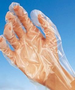 PE-Einmalhandschuhe unsteril 100 Stück / Packung