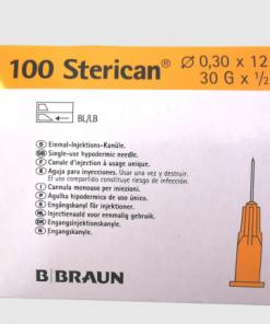 Einmalkanülen Insulininjektion Sterican