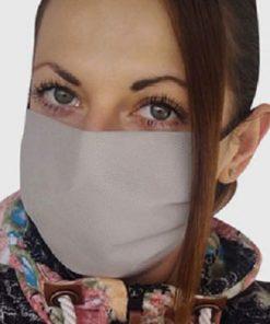 Stoffmaske mit Zertifikat
