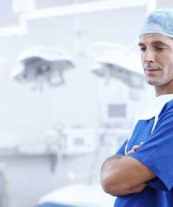 Arzt / Pflege Medizinprodukte