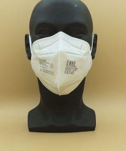 FFP2 CE faltbare Atemschutzmaske mit Earloops